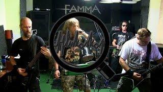 Video Famma - Demons Around You (skúšobňa 12.8.2018)