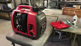 4. Honda EU2000i Generator Upgrades and Mods - This video shows you how to store your generator