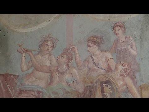 Γιορτάστε την Ημέρα των Ερωτευμένων στην Πομπηία
