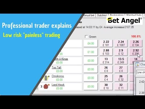"Trading on Betfair – Low risk ""painless"" trading"