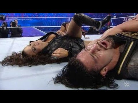 Underestimate Song Ft. Roman Reigns & Stephanie MacMahon