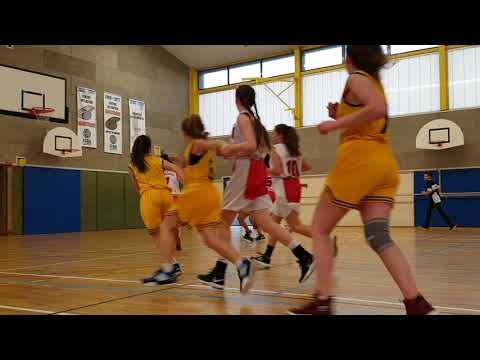 2018.01.13 U15F VS Coulaines 1QT