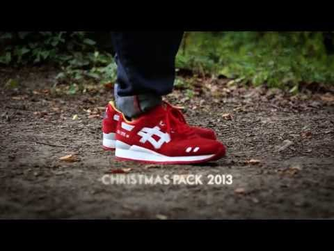 0 Asics Christmas Pack Preview Video