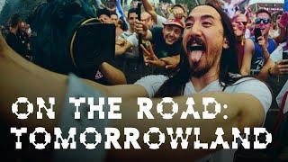 Tomorrowland 2014 Recap - On the Road w/ Steve Aoki #126