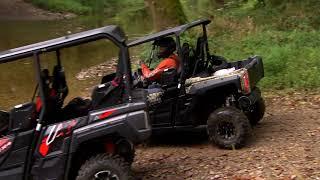 8. The Yamaha Wolverine X2 in Kentucky