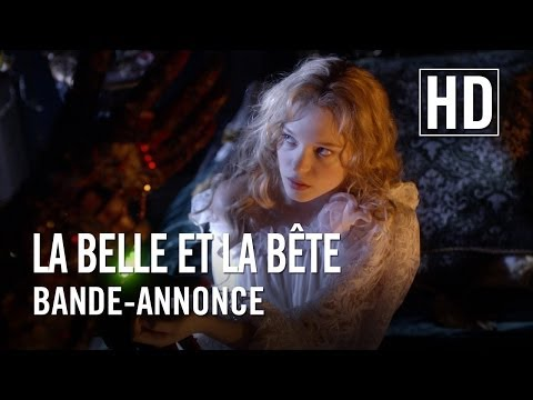 Beauty and the Beast French Trailer