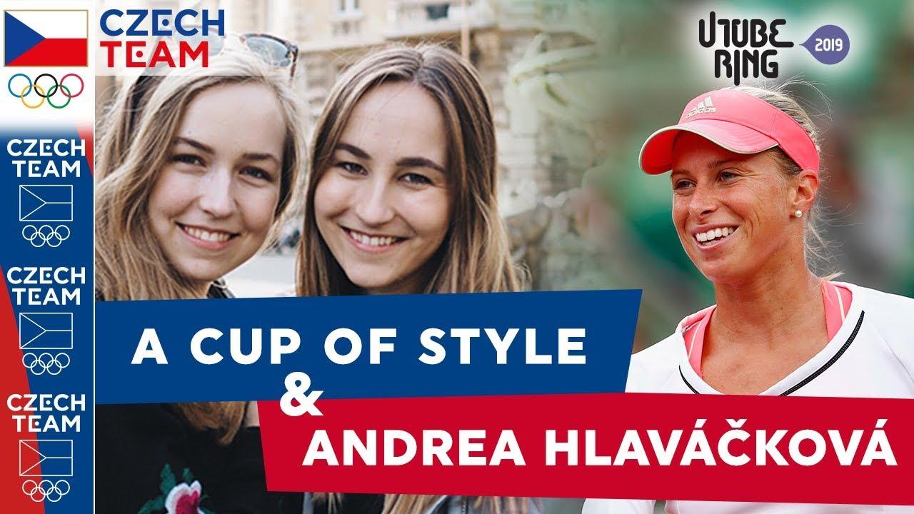A Cup Of Style s Andreou Hlaváčkovou na Czech Team Stage