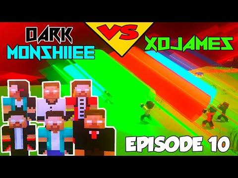 MONSTER SCHOOL: DARK MONSHIIEE VS XDJAMES FINAL EPISODE (KRM, MechanicZ, Monster Crafters)