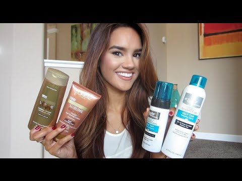 My Favorite Drugstore Fake Tanners | Equate St. Tropez Dupe!