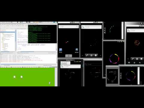 Video of Orbitals Live Wallpaper Free