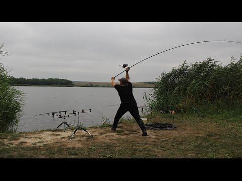 ловля рыбы на карповском водохранилище