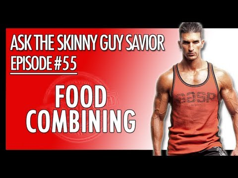 VinceDelMonte - Food combining is a hot nutrition topic causing a lot of confusion in the muscle building and weight loss world so today I'm going to share an eye-opening pe...