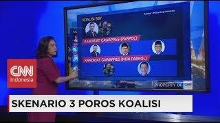 Video Jokowi, Prabowo & SBY; Skenario 3 Poros Koalisi di Pilpres 2019 MP3, 3GP, MP4, WEBM, AVI, FLV Mei 2018
