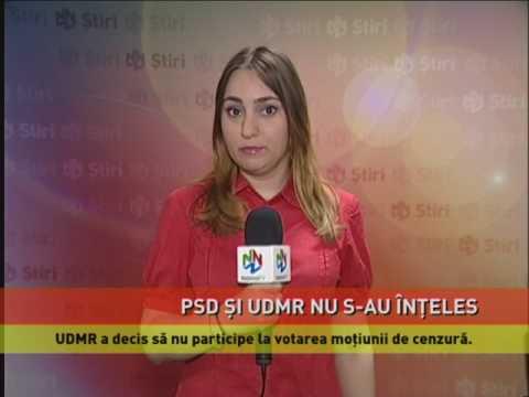 PSD şi UDMR nu s-au înţeles asupra pragului pentru folosirea limbilor minorităţilor în administraţie