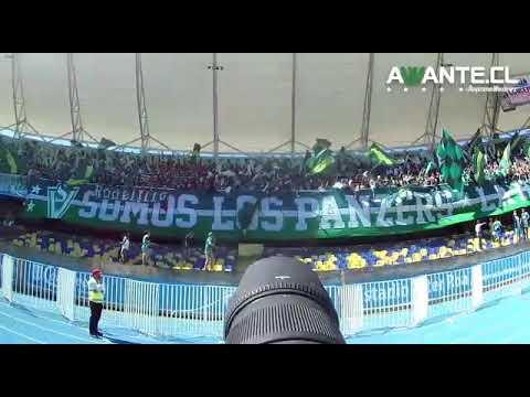 Esta es tú hinchada que lo deja todo 🎵 Final copa Chile - Los Panzers - Santiago Wanderers