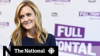Video Samantha Bee on Trump: He's been such a disgrace to the Oval Office MP3, 3GP, MP4, WEBM, AVI, FLV Januari 2018