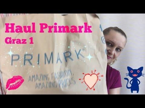 Haul Primark - Graz 1
