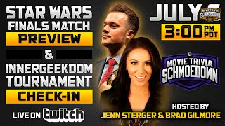 Star Wars Finals Match Preview & Innergeekdom Tournament Check-in by Schmoes Know