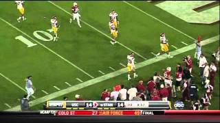Andrew Luck vs USC (2010)
