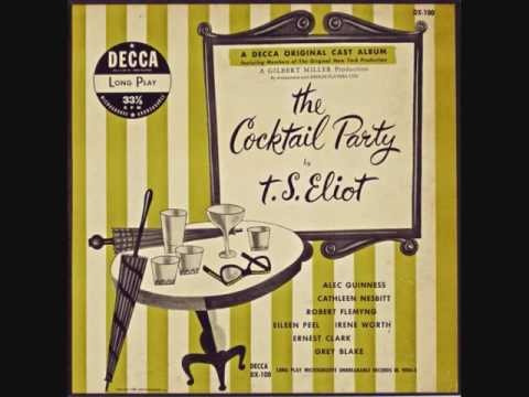 T. S. Eliot - The Cocktail Party