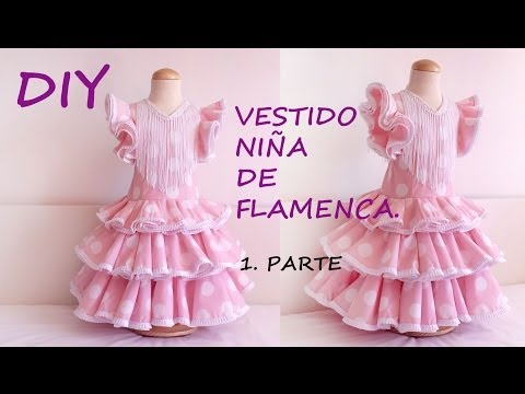 Flamenca - http://tienda.patronesmujer.com esta es mi tienda de patrones, diseños muy actuales a precios súper económicos,