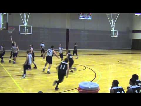 SUNY Oswego Men's Basketball Hayden Ward #34 2010-2013 Highlights