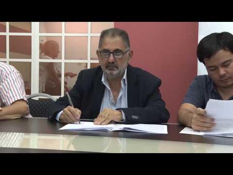 Se pavimentará arterias en Presidente Perón- Guayaquil y Vilcapugio-