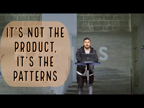 Habits |Pt. 1 It's not the product, It's the patterns | Giancarlo Callejas