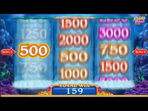 Dolphin Quest Slots 6250 Bonus Win