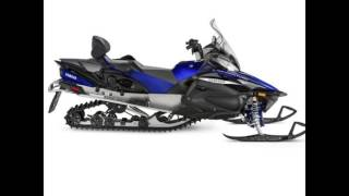 9. 2016 Yamaha RS Venture TF Blue