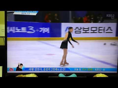 KIM YUNA 김연아-Sochi Winter Olympics 2014