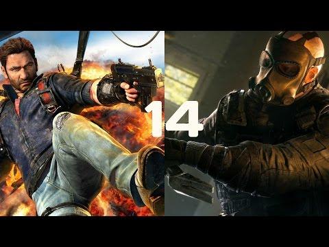 14 главных игр 2015 (сентябрь-декабрь) (видео)