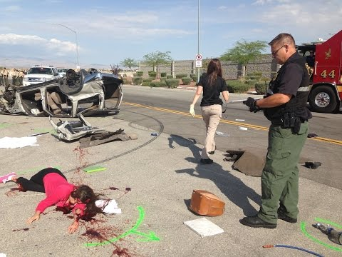Every 15 Minutes -- Shadow Ridge High School -- DUI Simulation