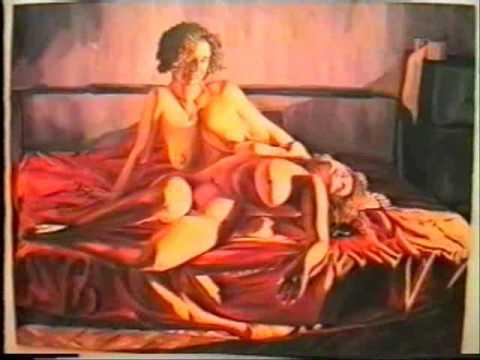 iki kadın resimleri çıplak lezbiyen sanat