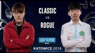 Starcraft II - Rogue [Z] vs. Classic [P] - GRAND FINAL - IEM Katowice 2018