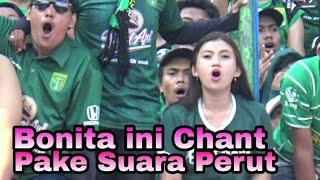 Video Lihat..!! Ga hanya Bonek, Bonita juga bisa Chant Pake suara Perut | Persebaya vs Arema MP3, 3GP, MP4, WEBM, AVI, FLV Juli 2018