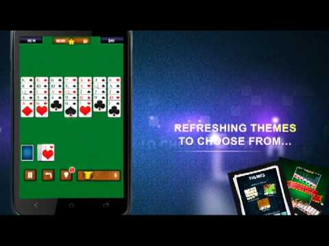 Video of Solitaire!
