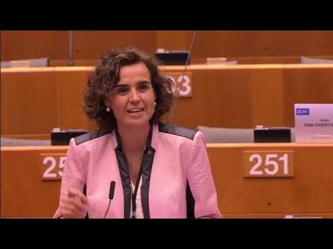 Dolors Montserrat sobre fondo de recuperación de UE contra el coronavirus