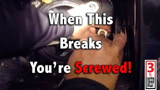 9. How To Replace a Steering Cable Lock on a Sea-Doo