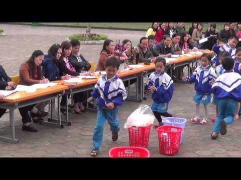 Tiết dạy học chuyên đề ngoài trời (video 1)