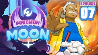 THE GRAND TRIAL!! - Pokemon Sun and Moon Playthrough (Episode 7) by Tyranitar Tube