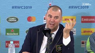 Cheika asks for compassion following questions regarding his future | England vs Australia