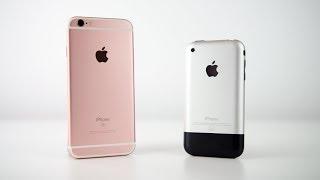 Video  ÉVOLUTION des PUBS de l'iPhone 2G à l'iPhone 6S+ (2015) MP3, 3GP, MP4, WEBM, AVI, FLV Oktober 2017