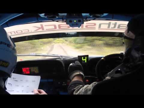 Frank Kelly & Sean Ferris - Long Lough Braden - Bushwhacker 2014 - InCar
