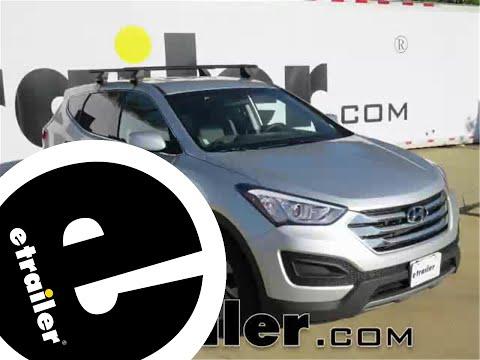 etrailer | Trailer Wiring Harness Installation - 2015 Hyundai Santa Fe