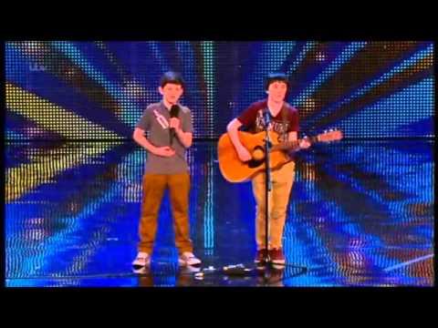 BRITAIN'S GOT TALENT 2013 – JACK & CORMAC