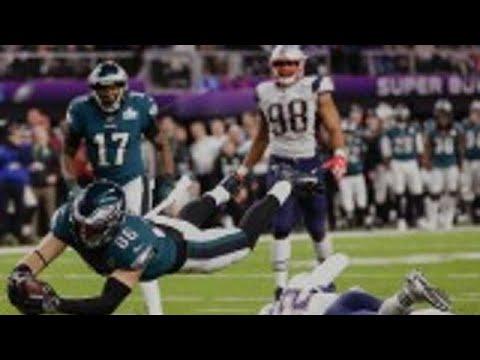 Erfolg gegen New England: Philadelphia gewinnt erst ...