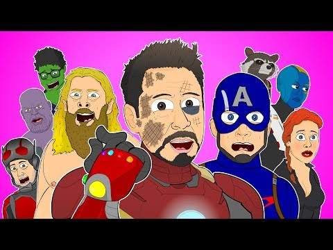 Avengers Endgame The Musical