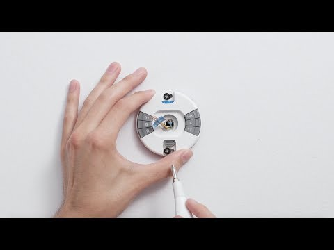 Installing the Nest Thermostat E
