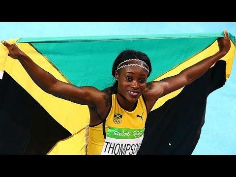 Δεύτερο χρυσό για την Ελέιν Τόμσον στις κούρσες ταχύτητας